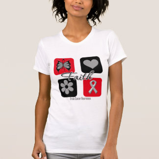 Faith Inspirations Brain Cancer T Shirts
