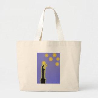 Faith Jumbo Tote Bag