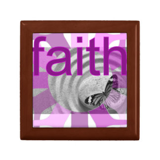 Faith Keepsake Box