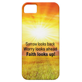 Faith Looks Up iPhone 5 Case