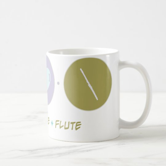Faith Love Flute Coffee Mug
