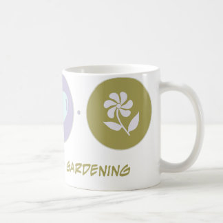 Faith Love Gardening Coffee Mug
