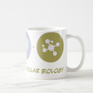 Faith Love Molecular Biology Coffee Mug