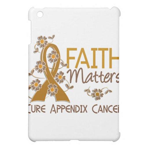 Faith Matters 3 Appendix Cancer iPad Mini Covers