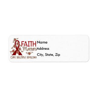 Faith Matters 3 Multiple Myeloma