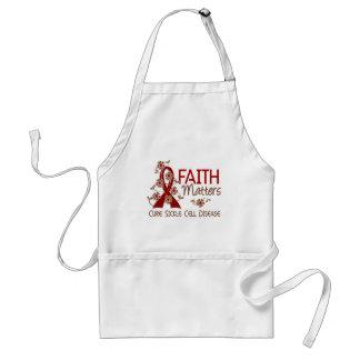Faith Matters 3 Sickle Cell Disease Apron