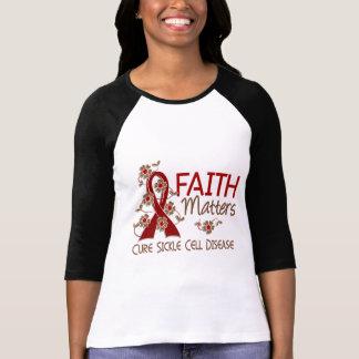 Faith Matters 3 Sickle Cell Disease Shirts