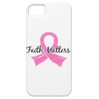 Faith Matters 5 Breast Cancer Case For The iPhone 5