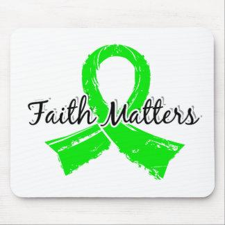 Faith Matters 5 Lyme Disease Mouse Pads