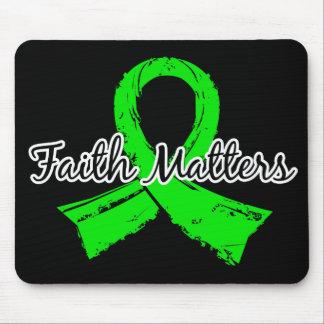 Faith Matters 5 Lyme Disease Mousepad