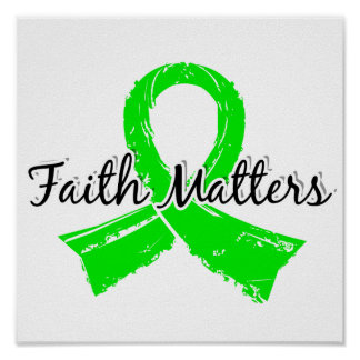 Faith Matters 5 Lyme Disease Poster