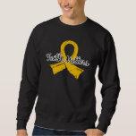 Faith Matters 5 Neuroblastoma Pull Over Sweatshirt