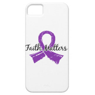 Faith Matters 5 Pancreatic Cancer iPhone 5 Cover