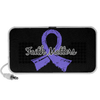 Faith Matters 5 Stomach Cancer iPhone Speaker