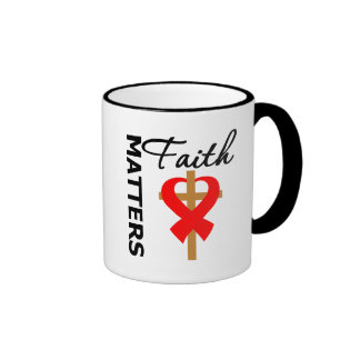 Faith Matters Stroke Disease Mug