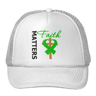 Faith Matters Traumatic Brain Injury Trucker Hat