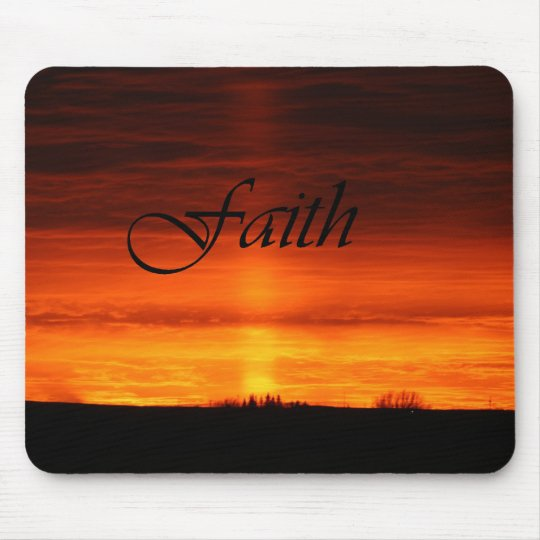 Faith Mouse Mat