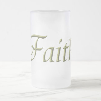 """""""Faith"""" Mugs"""