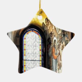 Faith Path Christmas Ornament