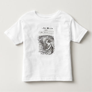 Faith, Perseverance, Patience, 1911 Toddler T-Shirt