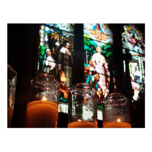 Faith Postcards
