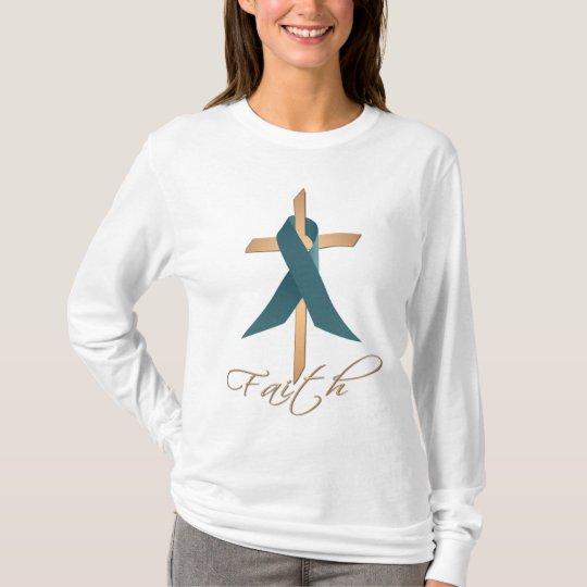 Faith Ribbon T-Shirt