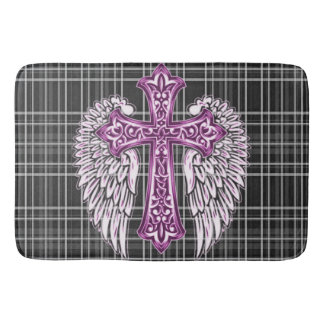 Faith Stands Out Bath Mats