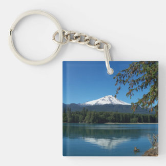 Faith That Can Move Mountains Keychain