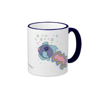 Faith The Fish Coffee Mug