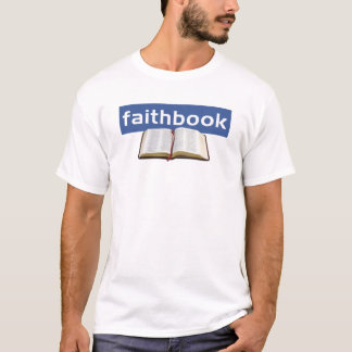 faithbook Bible T-Shirt