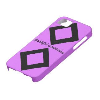 faithful companion case for the iPhone 5