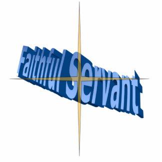 Faithful Servant Pin Cut Outs