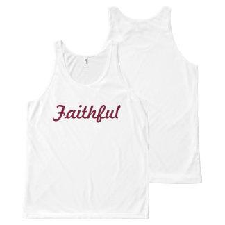 Faithful shirt