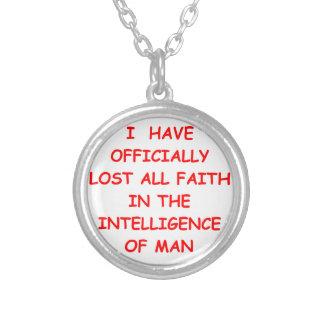 faithless pendant