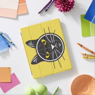 Fake Cat News Tazmo Logo iPad 2/3/4 Smart Cover