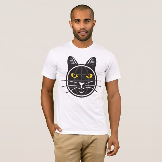 Fake Cat News Tazmo Logo Men's American Apparel
