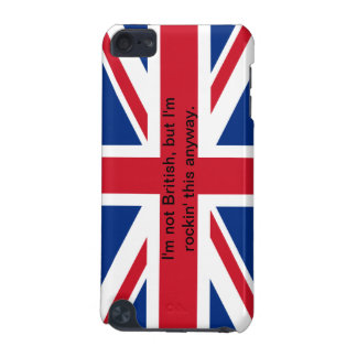 Fake Foreigner Ipod iPod Touch 5G Cases