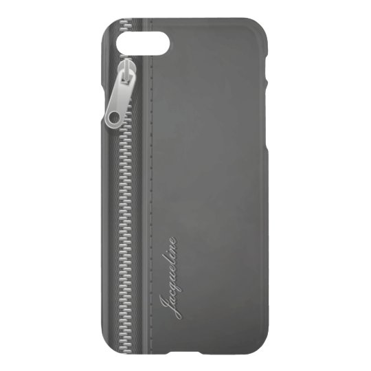 Fake Leather Style Wallet iPhone 7 Case