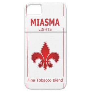 Fake Miasma Brand iPhone 5 Cases