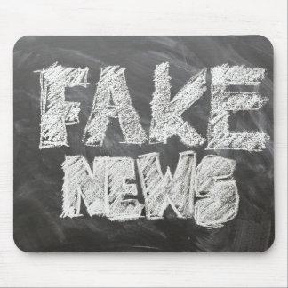 Fake News Mouse Mat