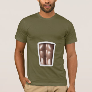Fake Six Pack Abs T-Shirt