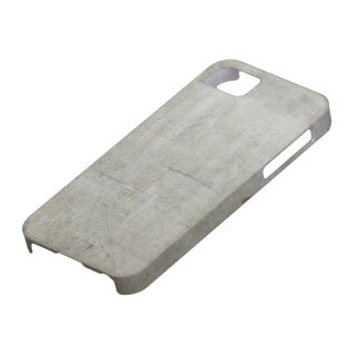 Fake Steel Print iPhone 5 Cover