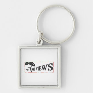 fake views key ring