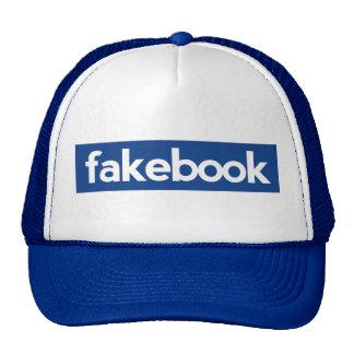 fakebook cap