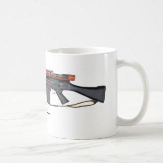 FAL Sniper Basic White Mug