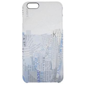 Falaise Clear iPhone 6 Plus Case