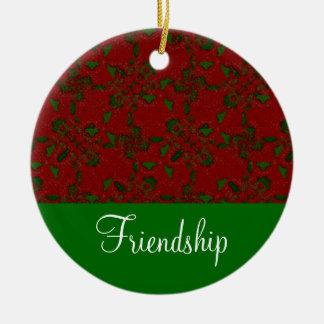 Falalalala Friendship Christmas Ornament