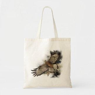 Falcon Flight Budget Tote Bag