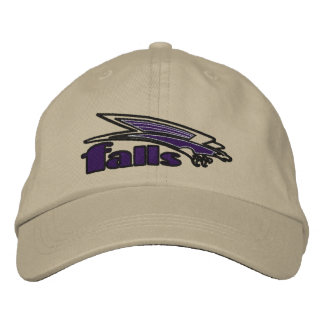 Falcon Hat Embroidered Hats