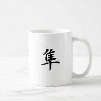 Falcon - Hayabusa Basic White Mug